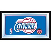 Trademark Games Los Angeles Clippers Framed Mirror