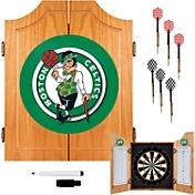 Trademark Games Boston Celtics Dart Cabinet