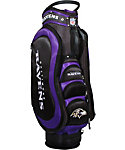 Team Golf Medalist Baltimore Ravens NFL Cart Bag