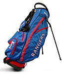 Team Golf Fairway Texas Rangers Stand Bag