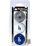 Team Golf MLB Los Angeles Dodgers Golf Balls - 3 Pack