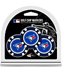 Team Golf Toronto Blue Jays MLB Golf Chips - 3 Pack