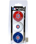 Team Golf MLB Chicago Cubs Golf Balls - 3 Pack