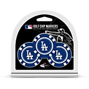 Team Golf Los Angeles Dodgers Poker Chips Ball Markers - 3-Pack