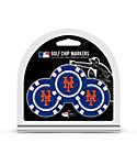 Team Golf New York Mets MLB Golf Chips - 3 Pack