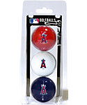 Team Golf MLB LA Angels Golf Balls - 3 Pack