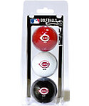 Team Golf MLB Cincinnati Reds Golf Balls - 3 Pack