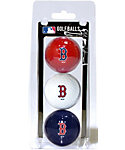 Team Golf MLB Boston Red Sox Golf Balls - 3 Pack