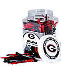 Team Golf NCAA Georgia Bulldogs Tee Jar - 175 Pack