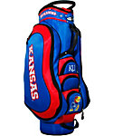Team Golf Medalist Kansas Jayhawks NCAA Cart Bag
