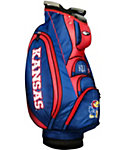 Team Golf Victory Kansas Jayhawks NCAA Cart Bag
