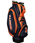 Team Golf Victory Illinois Fighting Illini NCAA Cart Bag