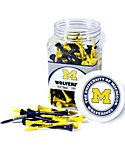 Team Golf NCAA Michigan Wolverines Tee Jar - 175 Pack