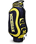 Team Golf Medalist Michigan Wolverines NCAA Cart Bag