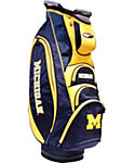 Team Golf Victory Michigan Wolverines NCAA Cart Bag