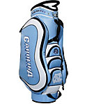 Team Golf Medalist North Carolina Tar Heels NCAA Cart Bag