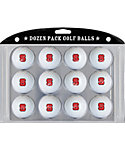 Team Golf NC State Wolfpack Golf Balls - 12 Pack