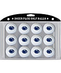 Team Golf Penn State Nittany Lions NCAA Golf Balls - 12 Pack