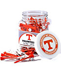 Team Golf NCAA Tennessee Volunteers Tee Jar - 175 Pack