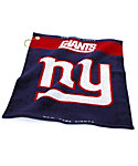 Team Golf New York Giants NFL Woven Towel