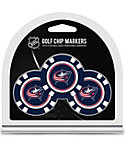 Team Golf Columbus Blue Jackets Golf Chips - 3 Pack