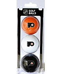 Team Golf NHL Philadelphia Flyers Golf Balls - 3 Pack