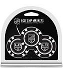 Team Golf Los Angeles Kings Golf Chips - 3 Pack