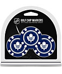 Team Golf Toronto Maple Leafs Golf Chips - 3 Pack