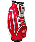 Team Golf Victory Detroit Red Wings NHL Cart Bag