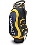Team Golf Medalist Buffalo Sabres NHL Cart Bag