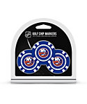 Team Golf New York Islanders NHL Golf Chips - 3 Pack