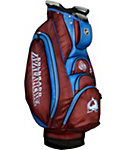 Team Golf Victory Colorado Avalanche NHL Cart Bag