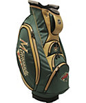 Team Golf Victory Minnesota Wild NHL Cart Bag