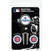 Team Golf 2016 World Series Champions Chicago Cubs Divot Tool and Marker Set