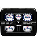 Team Golf Chicago Cubs MLB 2-Ball Tin Gift Set
