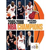 NBA Champions 2006: Miami Heat DVD