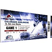 That's My Ticket Colorado Avalanche Joe Sakic Commemoration Ticket