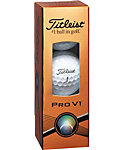 Titleist Pro V1 Golf Balls - 3 Pack