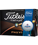Titleist Pro V1 Golf Balls - 12 Pack (Chicago Cubs 2016 World Series Champions Limited Edition)