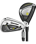 TaylorMade M2 Hybrids/Irons 2017 - Graphite