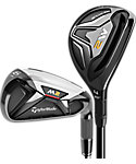 TaylorMade M2 Hybrids/Irons - Graphite/Steel