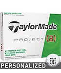 TaylorMade Project (a) My Number Golf Balls - 12 Pack