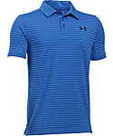 Under Armour Boys' Playoff Stripe Polo