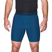 Under Armour Men's HeatGear Twist Print Compression Shorts