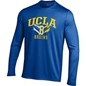 Under Armour Men's UCLA Bruins True Blue Long Sleeve Tech T-Shirt