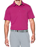 Under Armour Playoff Polo Special Edition - Power In Pink