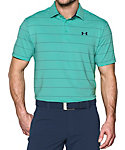 Under Armour Playoff Pinstripe Polo - Tall
