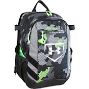 Under Armour Junior Hustle Digi-Camo Bat Pack
