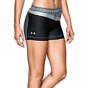 Under Armour Women's HeatGear Armour 3'' Engineered Compression Shorts