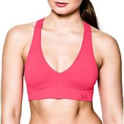 Under Armour Women's Seamless Plunge Sports Bra